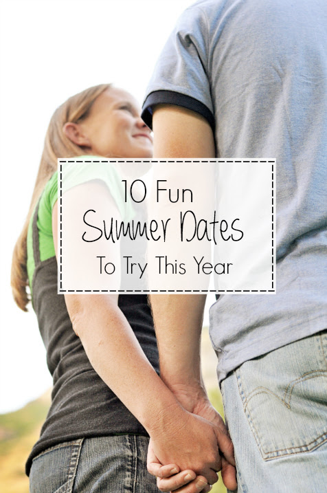 Fun Summer Date Ideas – Fun-Squared