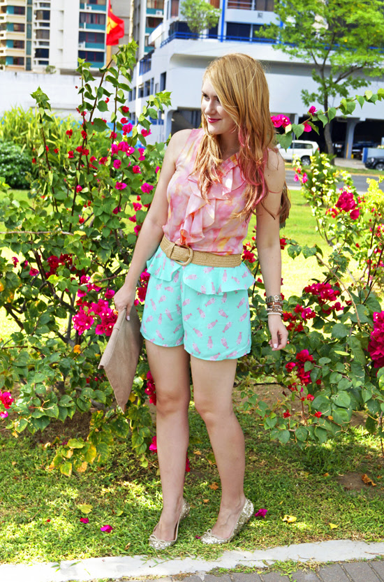 Pastel Outfit for Spring