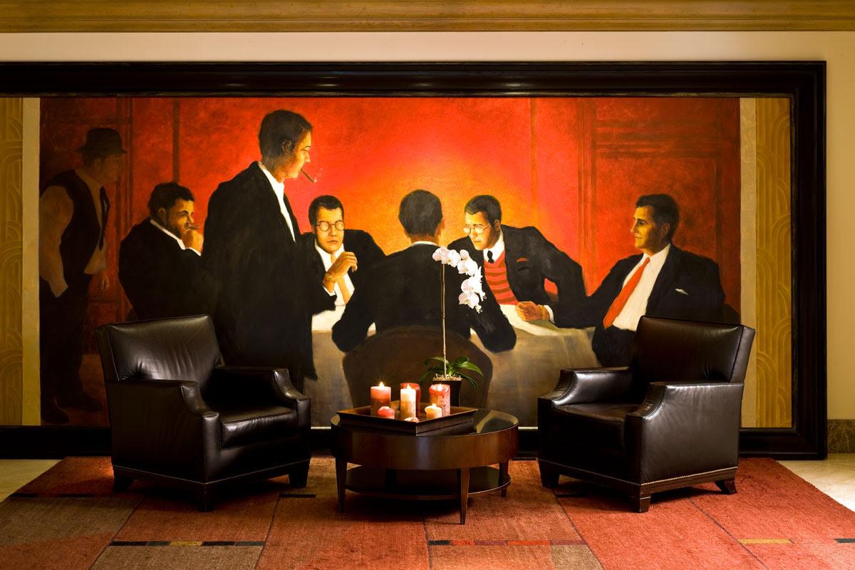 Magnificent Murals At The St Regis Bespoke Concierge Magazine