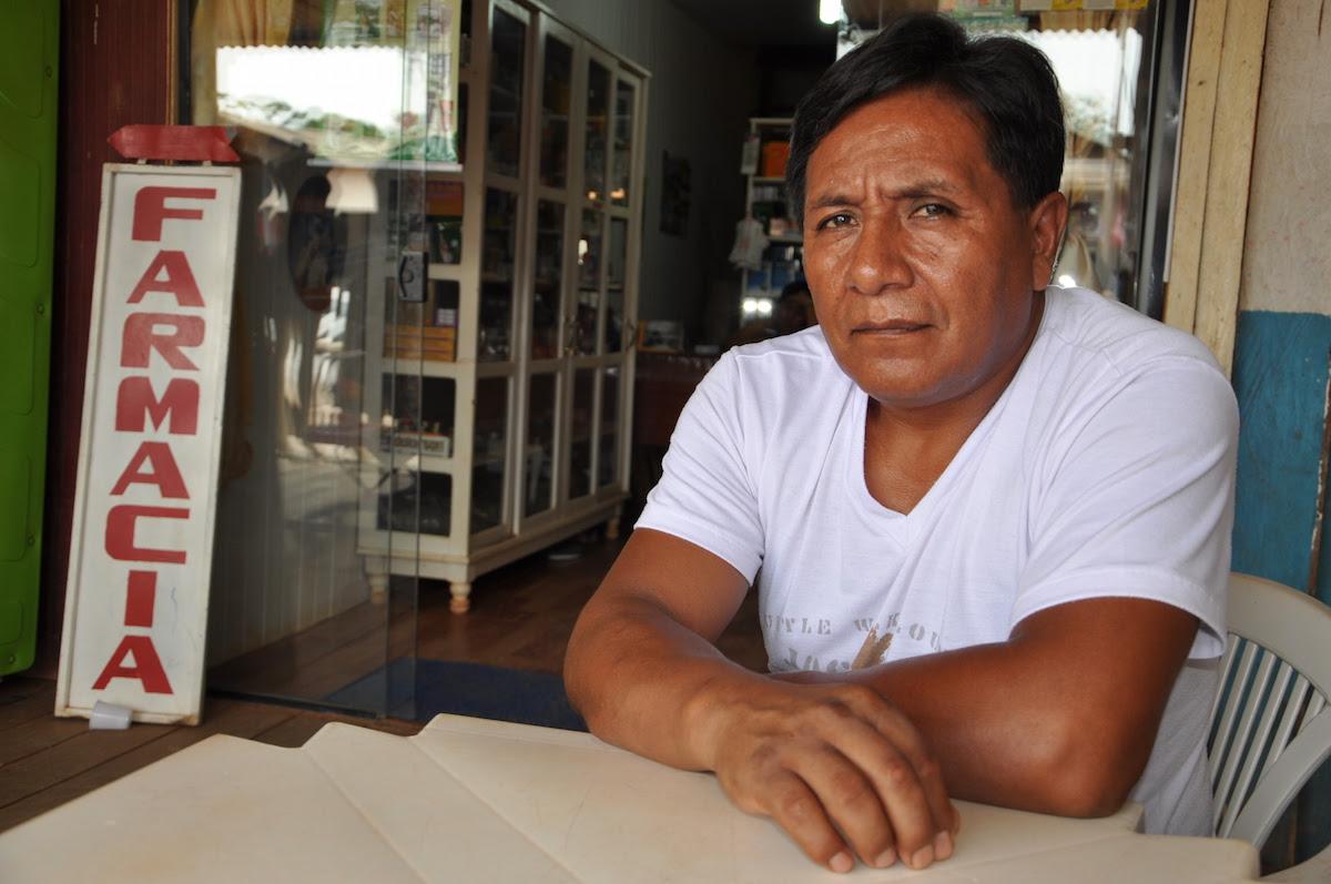 Heraclio Flores: