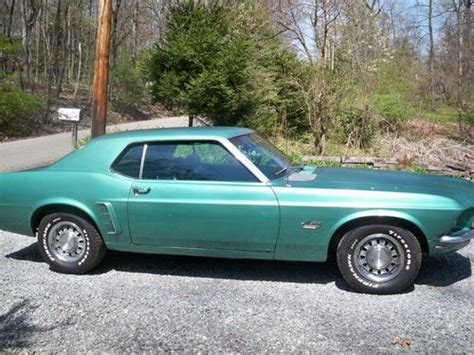 buy   ford mustang  code  coupe rare sleeper