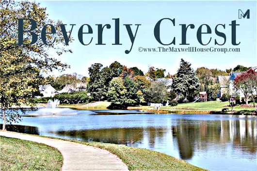 Beverly Crest Market Report - JULY 2018 - Charlotte NC Real Estate and New Home Communities %