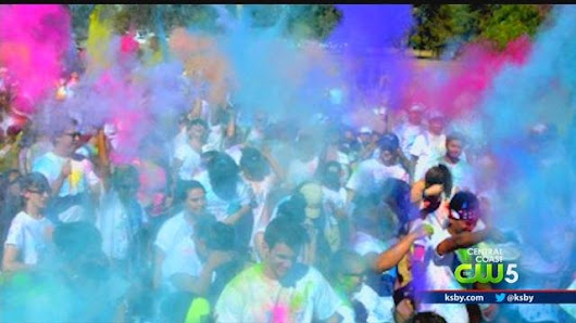 Colorthon 5k to raise funds for Lompoc Comprehensive Care Center