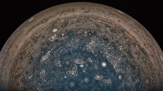 NASA's Juno Mission to Continue Its Exciting Journey of Discovery