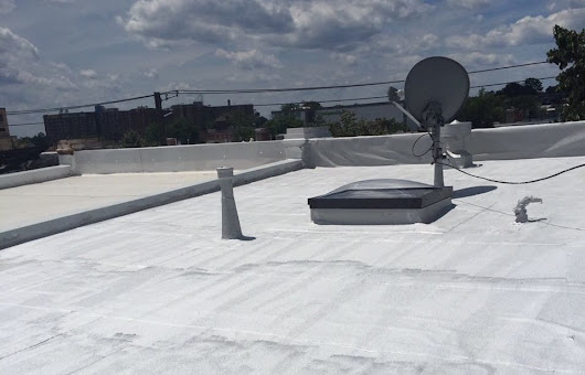Cool Roof Coating | Washington DC Roofer | Boyd Construction Co Inc