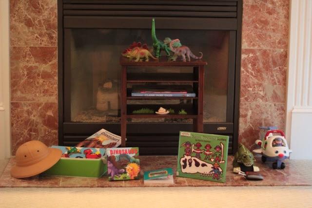 Toy Setup