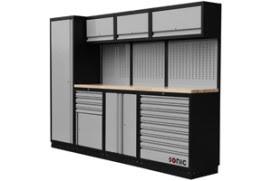 Werkplaatsinrichting gebruikt – Kleine kastjes voor aan de ...