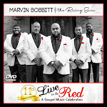 """Marvin Bobbitt & The Rising Sons """"Live in the Red"""""""