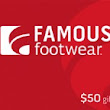 Review | Giveaway - Help Break a Guinness World Record a Win a Famous Footwear Gift Card