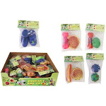 DDI 1980808 Squeaky Dog Toy - 2 Pack Case of 36
