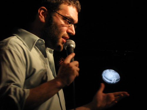 Mike Lebovitz @ Chicago Underground Comedy March 24, 2009
