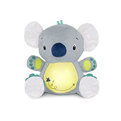 Product Review: @BrightStarts Twinkle Tummy Buddy