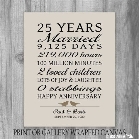 Best 25  25th wedding anniversary quotes ideas on