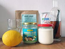 Tartelettes crues amandes citron coco vegan