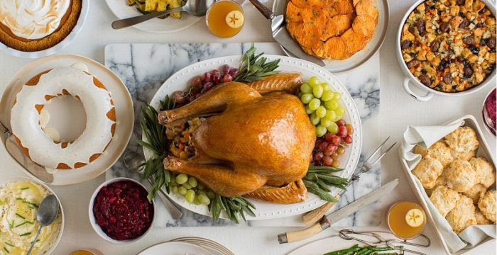 Countdown To Thanksgiving 2016 Tips For A Stress Free Holiday Dinner