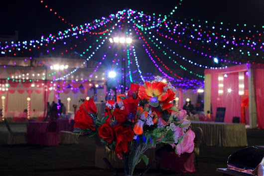 Innovative & Inexpensive Ways Of Décor At Greenfields Garden