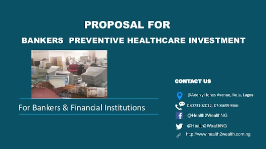 Bankers Preventive Healthcare Investment