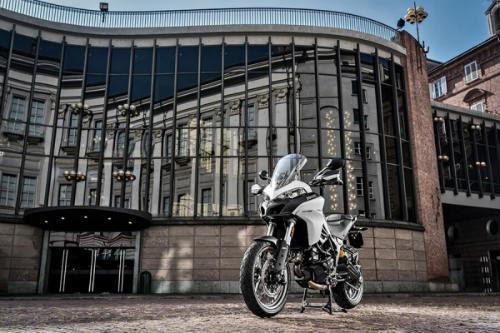So găng Honda CRF 1000L Africa Twin và Ducati Multistrada 950 - 8