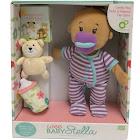 Manhattan Toy Wee Baby Stella Sleepy Time Scents Set - Beige Doll