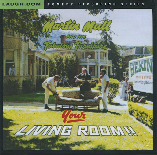 "Martin Mull – ""Martin Mull and his Fabulous Furniture"" – CD"