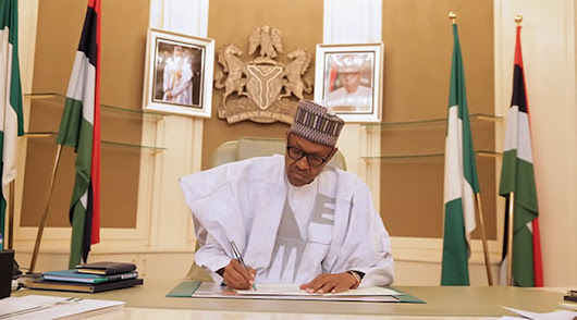 Buhari writes N'Assembly, seeks $6.9bn loan for Lagos-Calabar rail, others