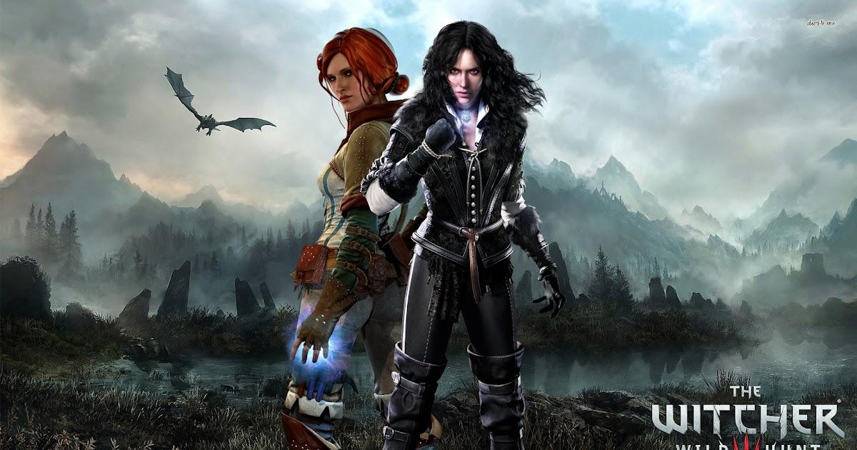 Live Wallpaper The Witcher 3 - Singebloggg