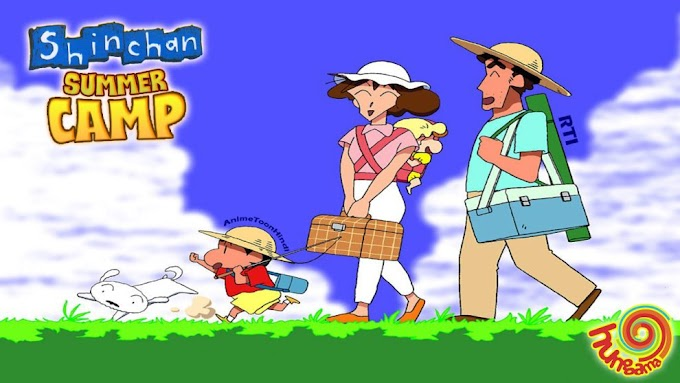 Shin Chan: Summer Camp And GO GO Hokkaido Hindi (Uncut) Special Episode Download