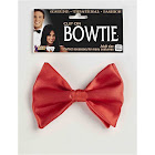 Red Bow Tie Clip on