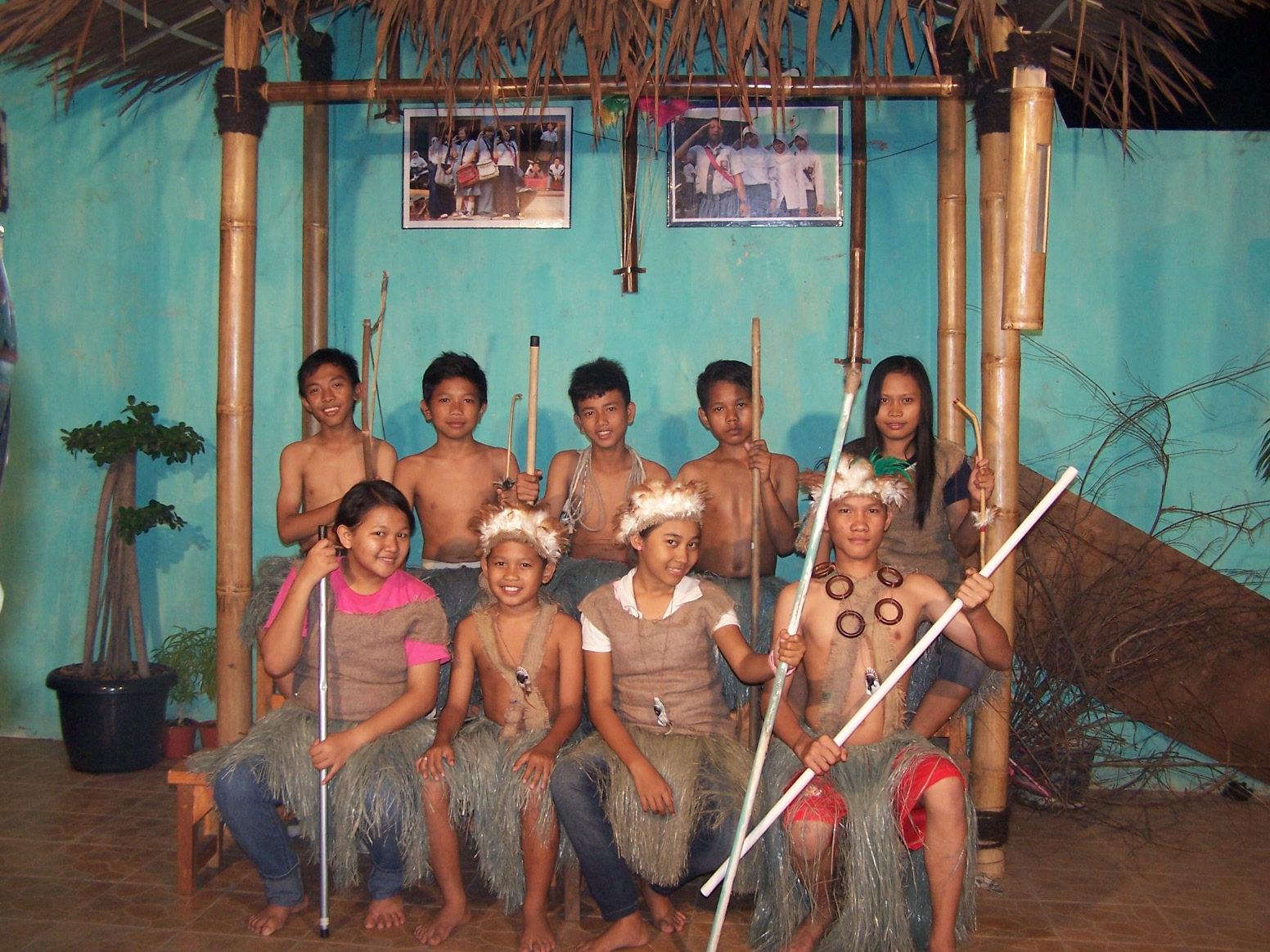 Dongeng Sage: Caadara: cerita rakyat dari Irian Jaya