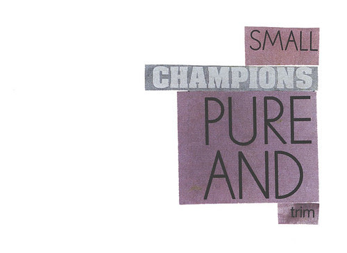 small champions pure and trim