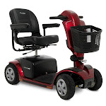 Pride Victory 10 2.0 4-Wheel Electric Scooter