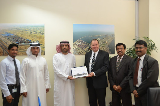 Gulftainer | Gulftainer head office has gone into partnership with the Sharjah based Bee'ah