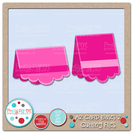A2 Card Bases 2 Cutting Files