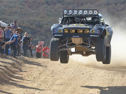 Trophy Truck, 32nd SCORE San Felipe 250, round 1 of four-race...