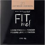 Maybelline Fit Me Loose Powder - 20 Light Medium - 0.7oz