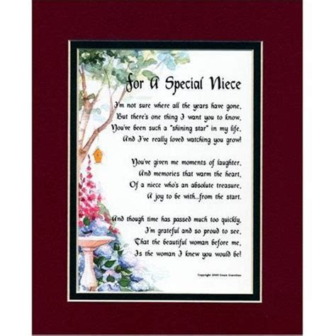 Niece Poems and Quotes   niece poem image search results