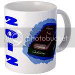 Chapter book Challenge 2012 mug