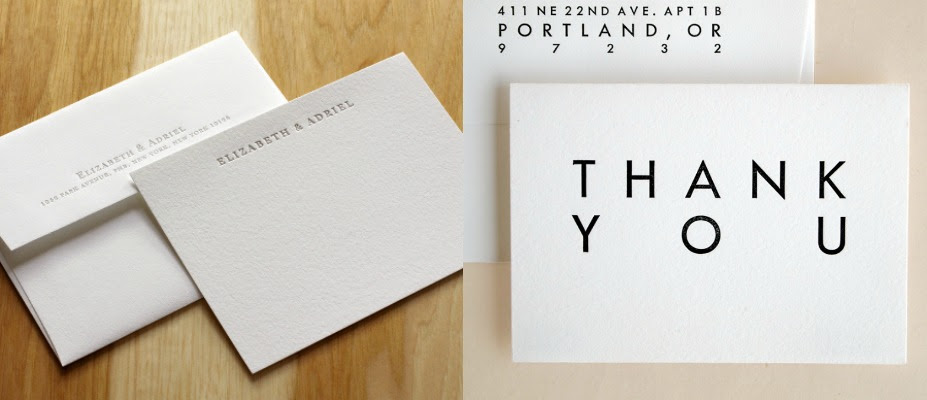 7 Wedding Thank You Card Ideas Wedded Wonderland