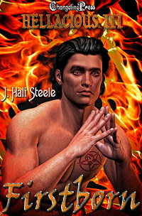 Firstborn (Hellacious 3) by J. Hali Steele