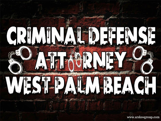 Federal Charges Attorney West Palm Beach - Criminal Defense West Palm Beach
