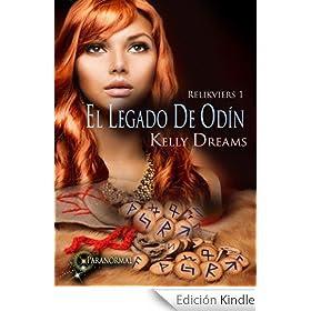 EL LEGADO DE ODÍN -Serie Relikviers 1-