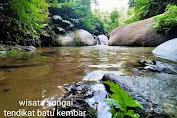 VIDEO: Wisata Sungai Tendikat Batu Kembar