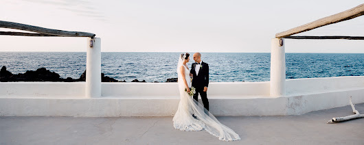Destination wedding in Stromboli - Un racconto di Antonio La Malfa