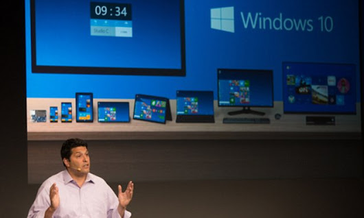 Microsoft to kill off internet explorer in Windows 10?