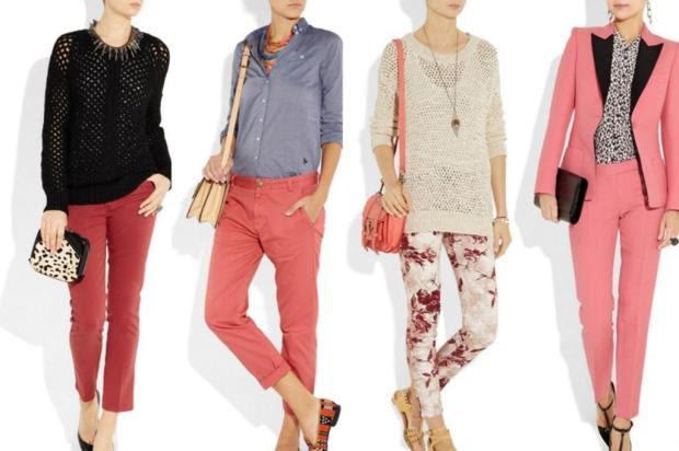 Seis dicas para usar a calça cropped Reprodução/Net A Porter