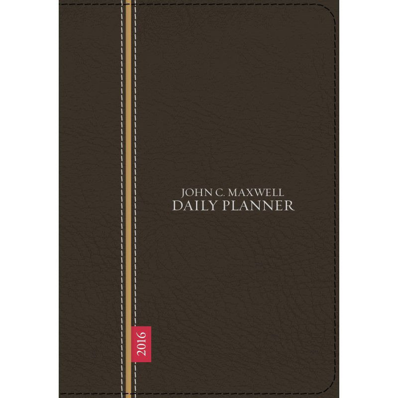 John C. Maxwell Daily Planner 2016 Sc   Buy Online in South Africa ...