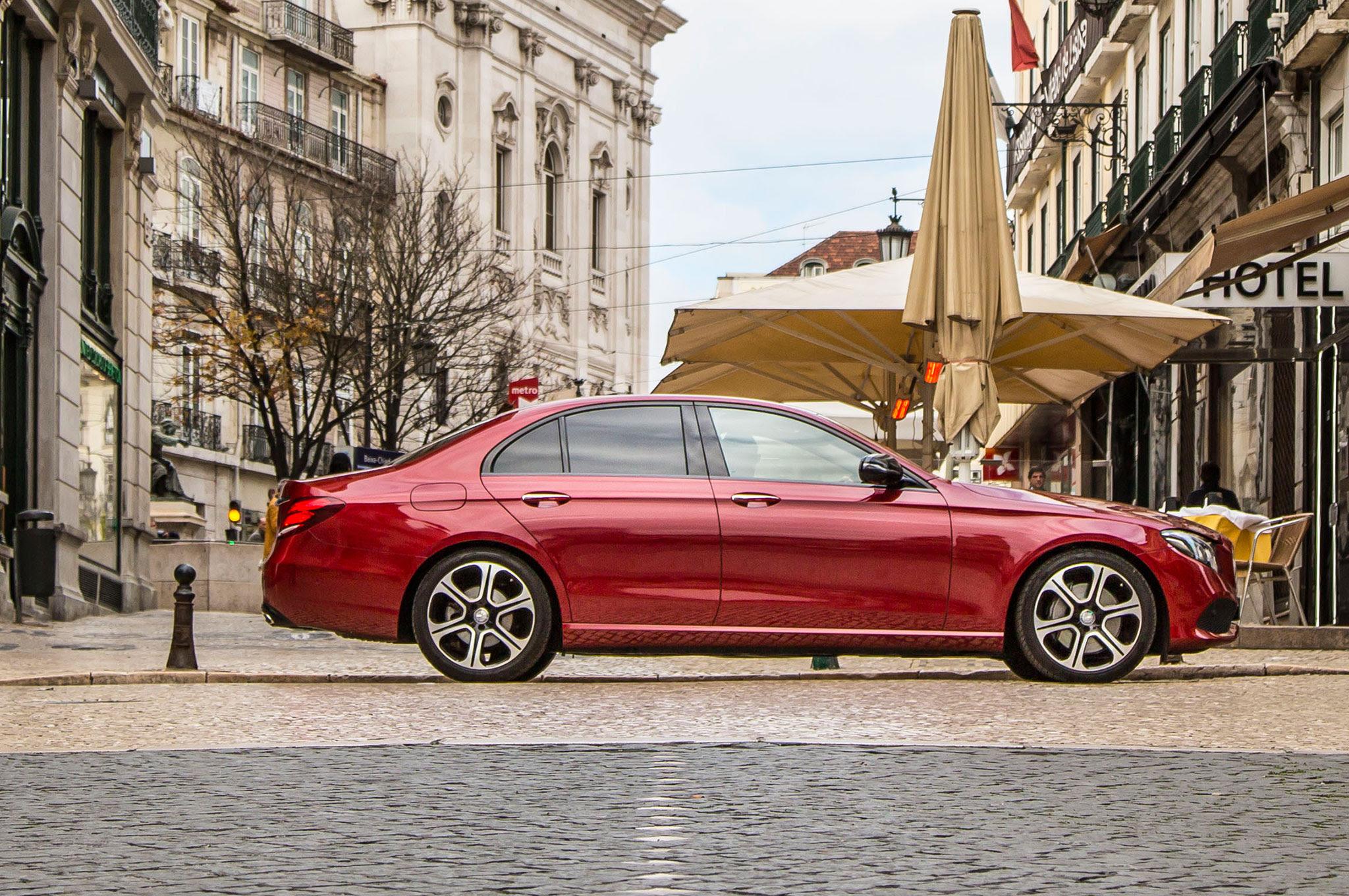 2017 Mercedes-Benz E300 Review   Automobile Magazine