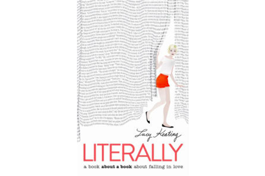 'Literally' is a bouncy summer read built on a sleight-of-hand trick