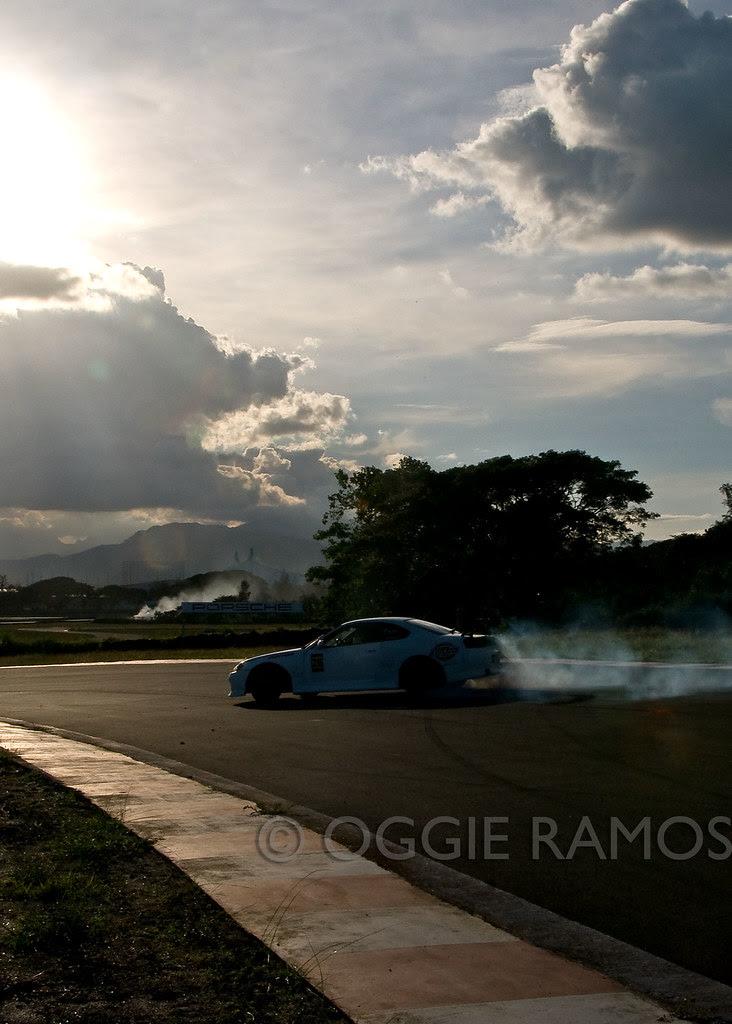 Clark Speedway - Drifting with Dr Drift