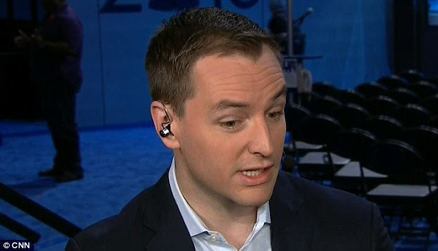 Hillary Clinton's campaign manager Robby Mook pointed fingers at Russian hackers for infiltrating the DNC's email system and said Russians were trying to help Donald Trump win